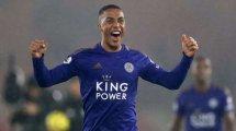 Leicester : le retour en force de Youri Tielemans