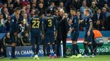 Real Madrid : Zinedine Zidane envoie un message à ses seconds couteaux Luka Jovic, Mariano et Brahim Diaz