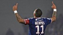 L'OL patine dans le dossier Memphis Depay
