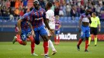 Ligue 2 : Caen s'offre Toulouse et crée la sensation