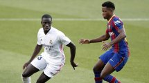 Real Madrid : Ferland Mendy commence à poser question