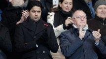 PSG : l'émouvant message de Nasser Al-Khelaïfi à Thiago Silva