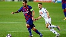 FC Barcelone : Lionel Messi a encore mis tout le monde d'accord