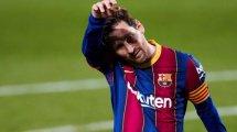 Barca : Lionel Messi ne sera pas lourdement sanctionné !