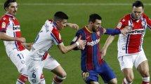 Liga : le FC Barcelone écrase Alavés et fait le plein de confiance avant le PSG