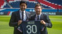 PSG : présentation de Lionel Messi et des nouvelles recrues samedi