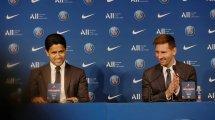 PSG : Blaise Matuidi content pour Nasser Al-Khelaifi après la signature de Messi
