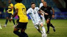 Copa América, Argentine : la réaction de Lionel Messi