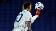 Qualifs CdM 2022 : l'Argentine s'impose face au Pérou, le Paraguay bute contre la Bolivie