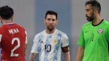 Argentine : Lionel Messi craint le Covid-19