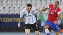 Argentine : Lionel Messi réagit à son nouveau record