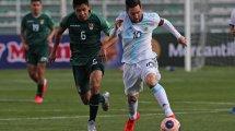 Qualifs Mondial 2022 : dans la douleur, l'Argentine s'impose en Bolivie