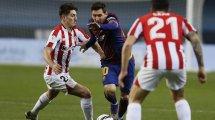 FC Barcelone : Lionel Messi a reçu son premier carton rouge avec les Blaugranas
