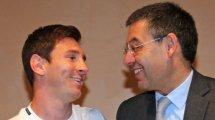 FC Barcelone : la sortie médiatique osée de Josep Maria Bartomeu sur Lionel Messi