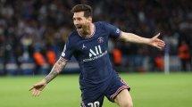 PSG-RB Leipzig : l'égalisation de Messi en vidéo