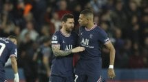 PSG : Lionel Messi s'entend très bien avec Kylian Mbappé