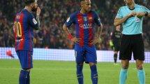 Neymar donne rendez-vous à Lionel Messi