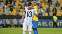 Le onze de la Copa América avec Messi, Neymar et Marquinhos !