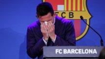 Sergio Agüero raconte la douleur de Messi à son départ du Barça