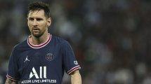 PSG : la presse européenne se régale du remplacement de Lionel Messi