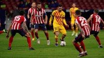 FC Barcelone - Atlético de Madrid : le 3-5-2 a transformé les deux équipes
