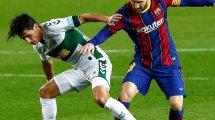 Liga : le FC Barcelone maîtrise Elche