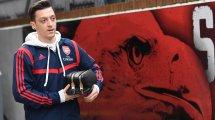 Arsenal : Mesut Özil veut aller au bout de son contrat
