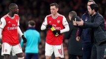 Mesut Özil, une véritable catastrophe industrielle pour Arsenal