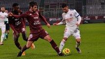 L1 : l'OL enchaîne face au FC Metz et retrouve la troisième place