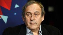 FIFA : Michel Platini entendu ce lundi pour l'affaire du paiement déloyal de 2011