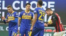 Serie A : Théo Hernandez sauve l'AC Milan contre Parme