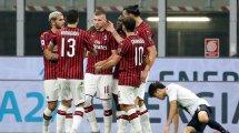 Serie A : l'AC Milan cartonne Bologne