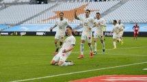 OM - Brest : les notes du match