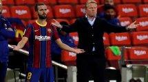FC Barcelone : Miralem Pjanic remet une couche sur Ronald Koeman