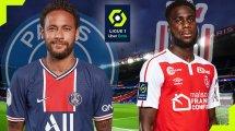 PSG - Reims : les compositions probables