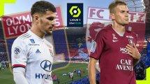 OL - FC Metz : les compositions sont tombées