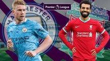 Manchester City-Liverpool : les compositions probables