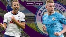 Tottenham - Manchester City : les compositions probables