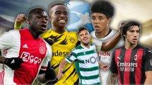 Les 16 joueurs à suivre à l'Euro Espoirs !