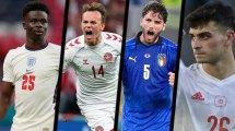 Euro 2020 : le onze type des U23