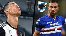 Juventus - Sampdoria : les compositions sont tombées