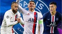 Ligue des Champions : voici votre onze pour Atalanta-PSG