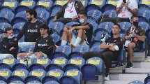 Vidéo : CR7 forcé à mettre son masque durant la rencontre du Portugal