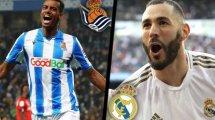 Real Sociedad-Real Madrid : les compositions sont tombées