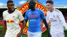 Manchester United lance les grandes manœuvres pour sa défense