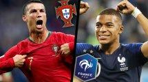 France-Portugal : les compositions officielles !