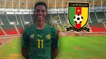 Vidéo : le fils de Samuel Eto'o flambe avec les U20 du Cameroun