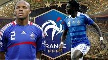 Equipe de France : les anecdotes de Bafétimbi Gomis et Jean-Alain Boumsong sur les listes des Bleus