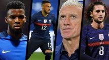 Equipe de France : qui pour accompagner Paul Pogba et N'Golo Kanté ?