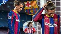 Les choses se corsent pour Antoine Griezmann à l'Atlético de Madrid !